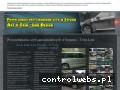 Screenshot strony www.trim-line.pl