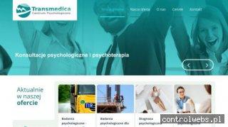 Psycholog w Limanowej - www.transmedica24.pl
