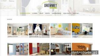 Meble drewniane - drewmet.sklep.pl