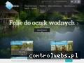 Screenshot strony fol-system.com.pl