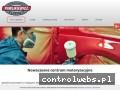Screenshot strony www.pawlikiewiczisynowie.pl