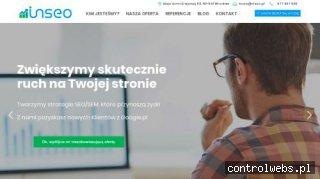 Pozycjonowanie stron z Agencją INSEO z  Wrocławia
