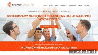 Program do zarządzania firmą - semprus.pl