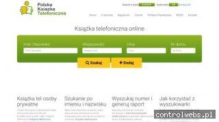 Ksiazkatelefoniczna.info