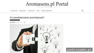 www.aromasens.pl