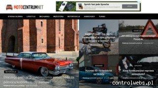 MotoCentrumNet.pl Chmielewscy - sklep motoryzacyjny online