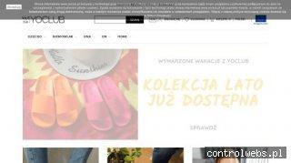 Ubranka dla dzieci - sklep.yoclub.pl