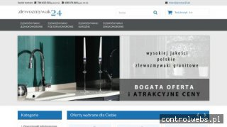 Zlewozmywaki granitowe dwukomorowe - zlewozmywak24.pl
