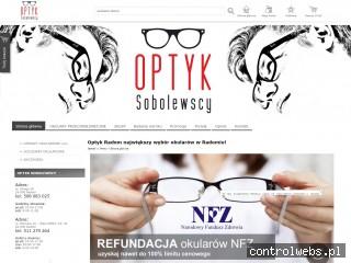 Okulary Radom