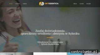 Ortodonta w Rybniku - Ortodentica