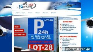 dowieziemy na lotnisko Pyrzowice - lot28.pl