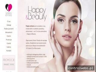 Medycynę estetyczną - happy-beauty.pl