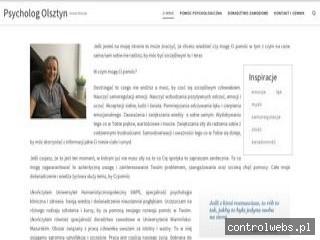Aneta Nowak - Psychoterapeuta w Olsztynie