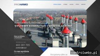 Systemy kominowe – Prohamo