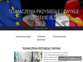 Katarzyna Bożek - biuro tłumaczeń