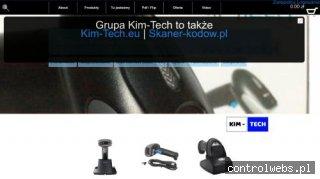 Czytnik kodów kreskowych - Kim-tech.pl Sklep internetowy