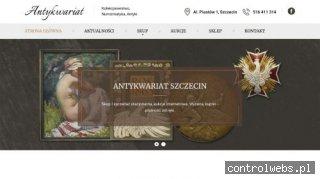 Antykwariat-szczecin.com.pl