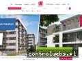 Screenshot strony www.uwi.com.pl