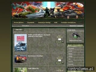 Sklep hobbystyczno militarny