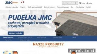 Plecionki wędkarskie JMC - jmcadventure.com