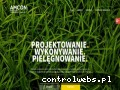 www.ogrodyamcon.pl
