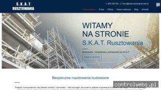 www.skatrusztowania.com.pl rusztowania siemianowice śląskie