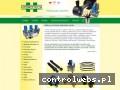 Screenshot strony www.hydrotech.lublin.pl