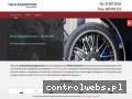 Screenshot strony www.diagnostyka-aut.com.pl