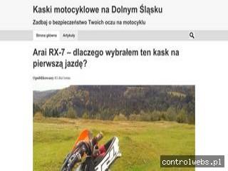Prosty wybór kasku motocyklowego!