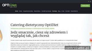 Dieta OptiDiet z dostawą do biura