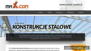www.maxcon.com.pl
