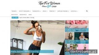 Tipsforwomen.pl - porady dla kobiet