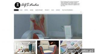 Interior design studio ags-studio.pl