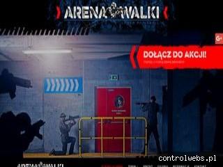 www.arenawalki.pl