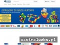 Screenshot strony bemag.pl