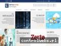 Screenshot strony www.servus-it.pl