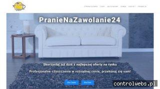 Czyszczenie fotela - pranienazawolanie24.pl