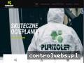 Purizoler.pl - Ocieplanie celulozą Toruń