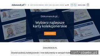 Prawo jazdy kolekcjonerskie - dokumenciki.pl