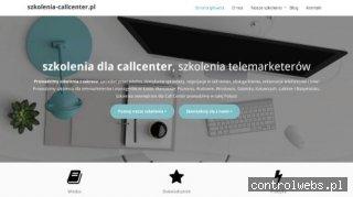 szkolenia dla call-center, szkolenia telemarketerów