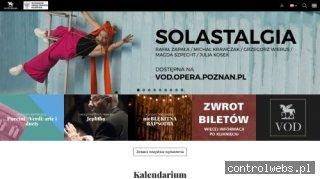 Teatr Wielki im. Stanisława Moniuszki w Poznaniu