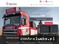 Screenshot strony betonex.com.pl
