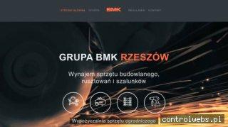 Sprzęt budowlany BMK Rzeszów