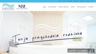 Przychodnia Szczecin Gumieńce - balticmed.pl