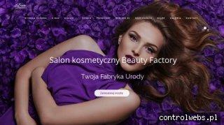 Medycyna estetyczna Beauty Factory