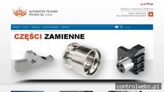Maszyny CNC - Automaten Technik