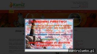 Znicze sklep internetowy Kamiz24.pl