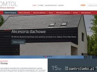 Omtol dachy i dachówki Kraków