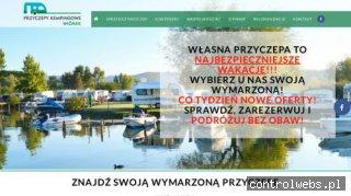 Przyczepykempingowewiorek.pl