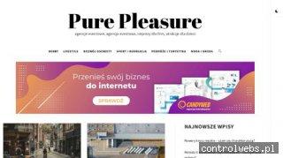 Organizacja imprez Łódź - pure-pleasure.pl